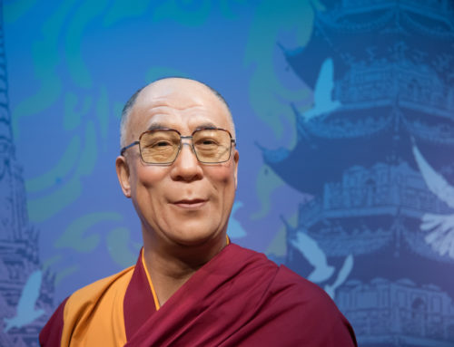 Kennen Sie die Empfehlung des Dalai-Lama: Tue einmal pro Woche das was du noch nie getan hast
