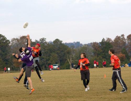 So kombiniere ich beim Ultimate Frisbee Leichtigkeit, Dynamik und Respekt