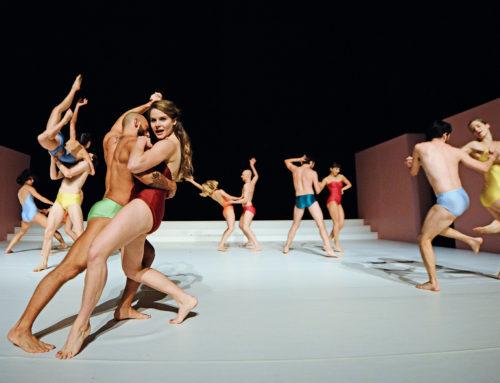 Wie ich bei einer Ballettprobe exzellentes agiles Management beobachten konnte